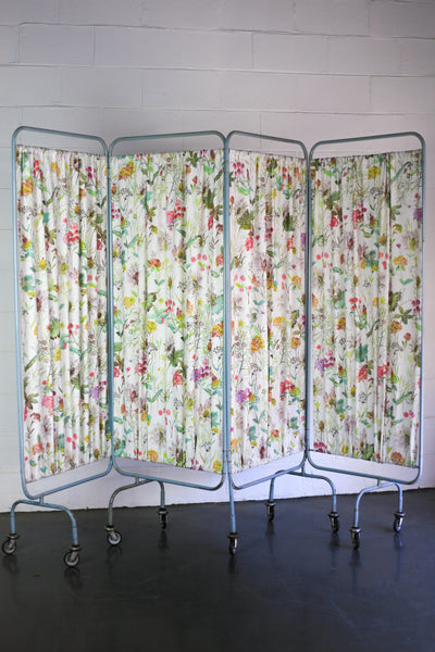 Antique Hospital Privacy Screen