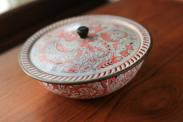 Retro Enamel Bowl