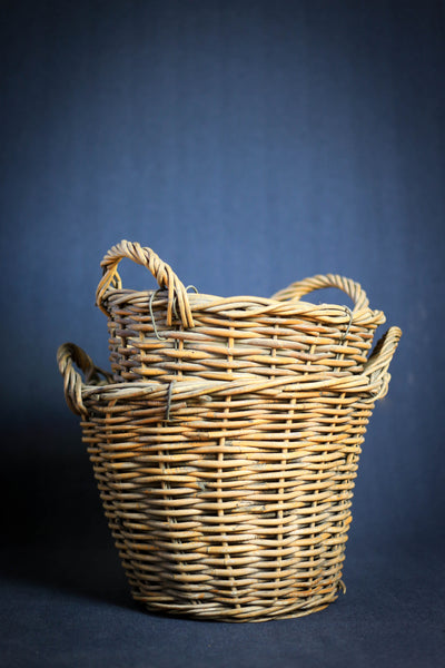 Vintage Fruit Picker's Baskets
