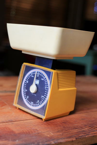 American Retro Kitchen Scale