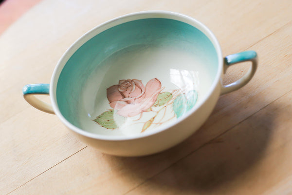 Single Suzie Cooper Soup Bowl
