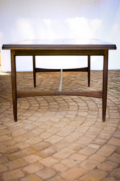 Large 1960's Modernist Dining Table