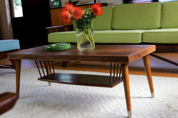 1950's Bakker & Steyger Coffee Table