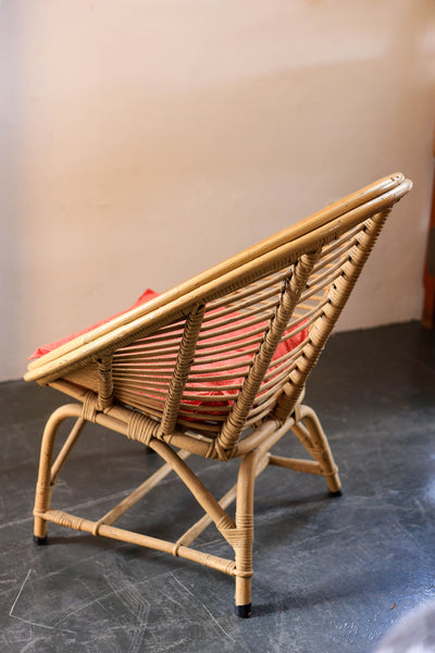 Cane Patio Chair