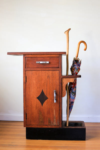 Unrestored Umbrella Stand