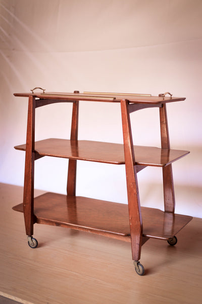 Three Tier Gin Trolley (UK)