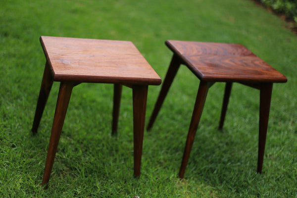 Two 1950's Side Tables