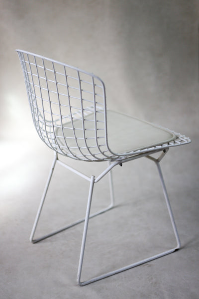 Authentic Harry Bertoia Side Chair for Knoll