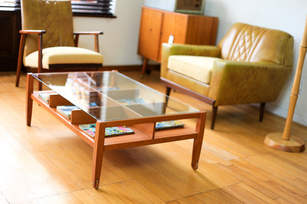 Vintage Calligaris Coffee Table made in Italy