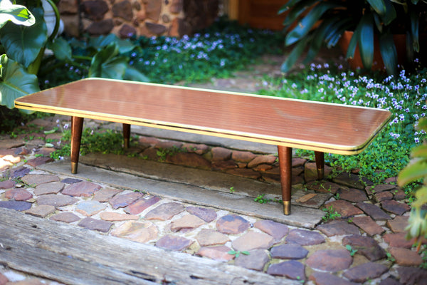 Low Panelyte Coffee Table