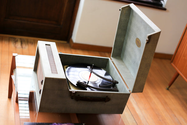 Marilyn Portable Record Player - mid 1950's