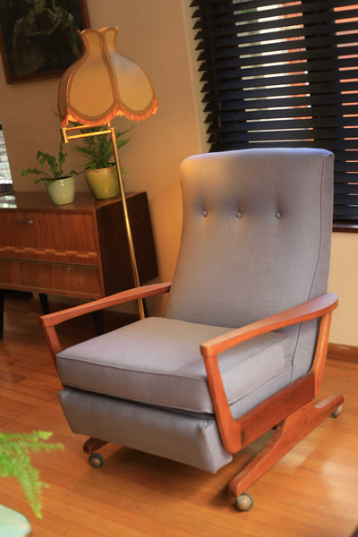 Rare Parker Knoll Recliner Chair
