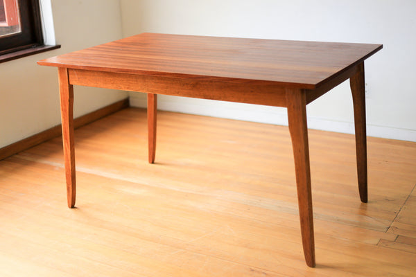 Small Mid-century Dining Table