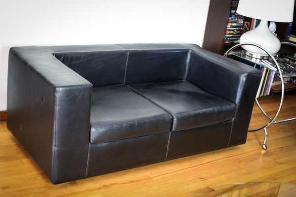 1960's Zanotta Throw-Away Sofa by Willie Landels