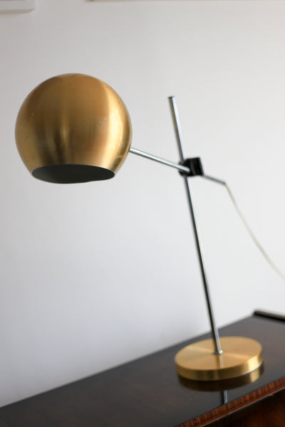 Mid Century Eyeball Desk Lamp
