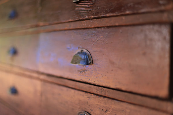 Restored Haberdashery Counter
