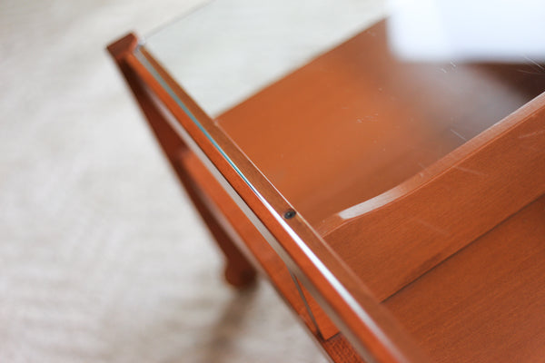 Vintage Calligaris Coffee Table