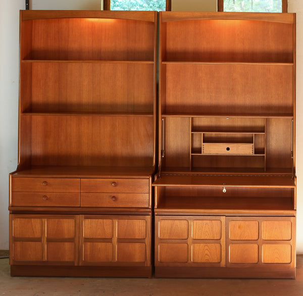 Nathan Wall Units, 1970's