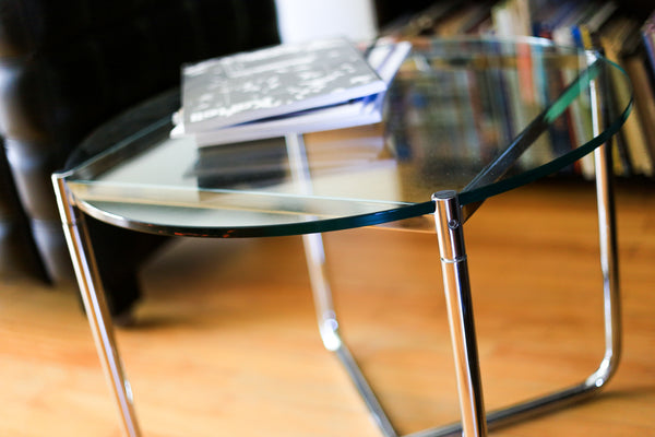 Mies van der Rohe Type Side Table