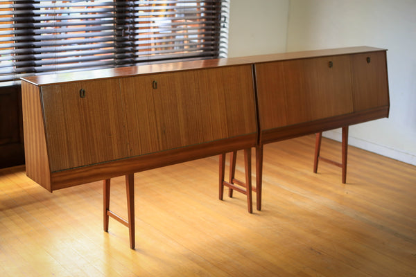 1960's Headboards by DS Vorster Furniture