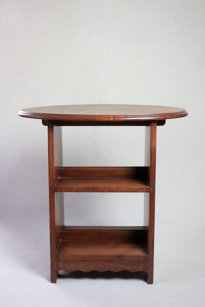 Vintage Wood Hall Table