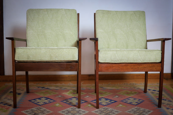 Pair of Modern Arm Chairs