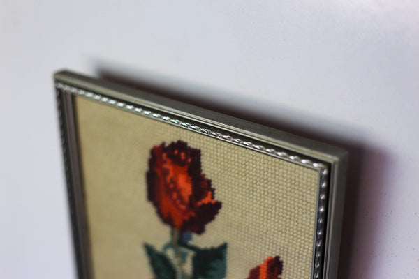 Eight Vintage Embroideries - priced per item