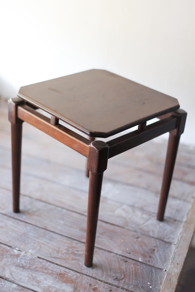 Floating Top Side Table
