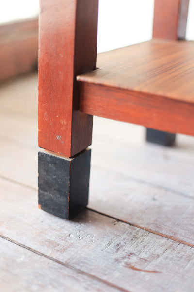 Rectangular Deco Side Table