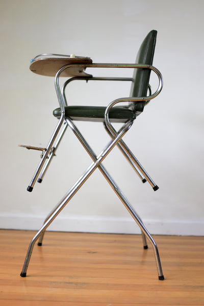 Vintage Baby Feeding Chair