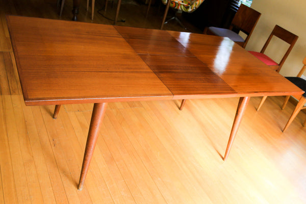 Bakker and Steyger Extendable Dining Table