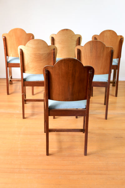 Set of Six Duros Dining Chairs