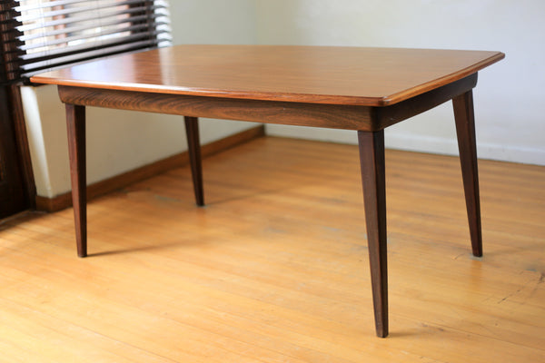 Solid Wood Six Seater Dining Table
