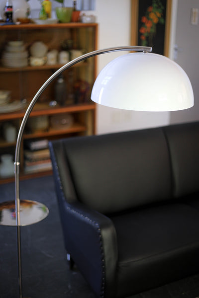 Cirque Reading Lamp with Table - made to order