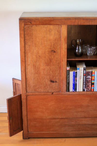 Antique Rosewood Cabinet