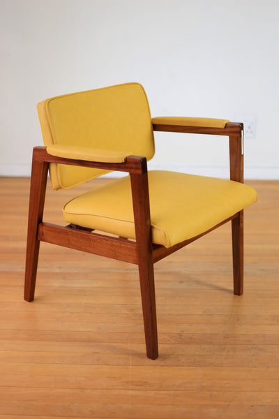 Vintage Modernist Waiting Chair