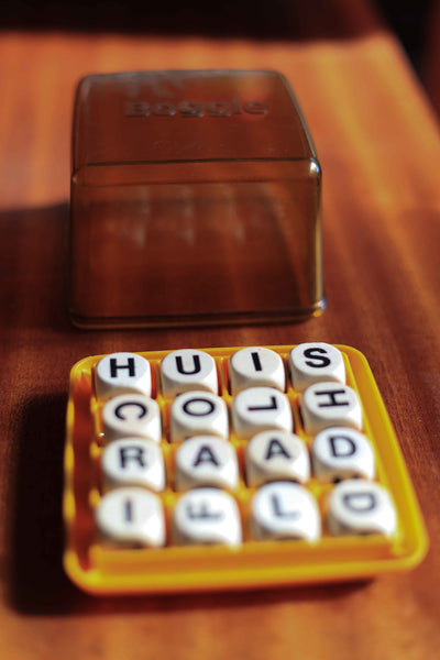 Boggle Game