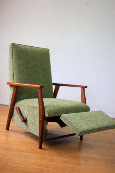 Recovered Parker Knoll Recliner