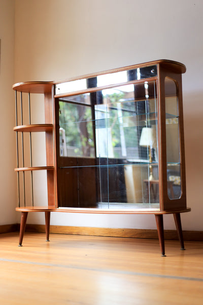 Exquisite Display Cabinet