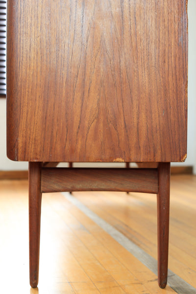 Authentic Mid-Century Modern Danish Sideboard