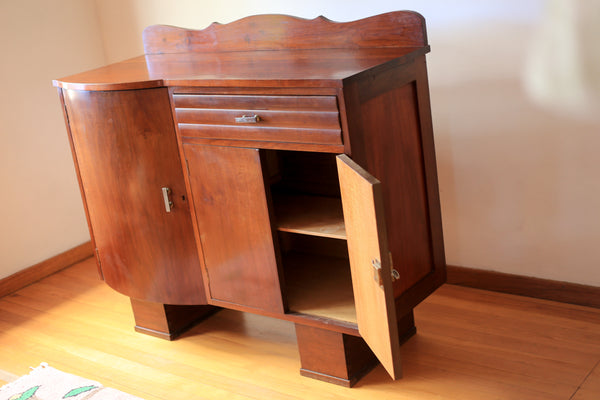 Small Art Deco Sideboard