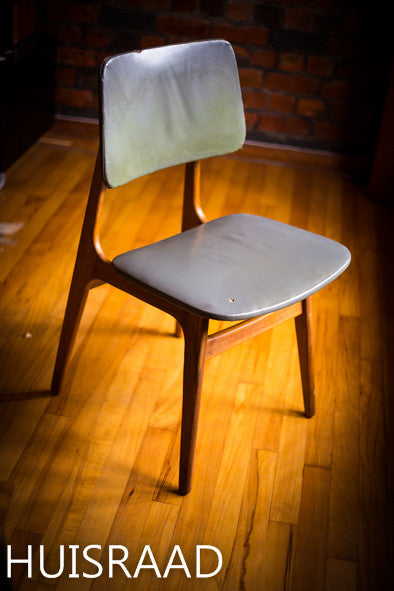 Mid-century Modernist Teak Chair