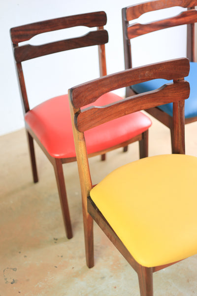 Frystark Dining Chairs in Four Colours