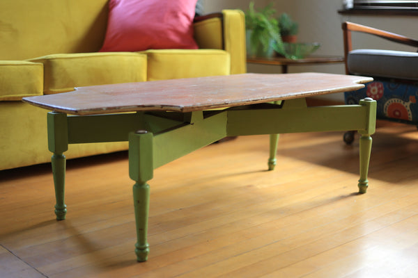 Weathered Vintage Coffee Table