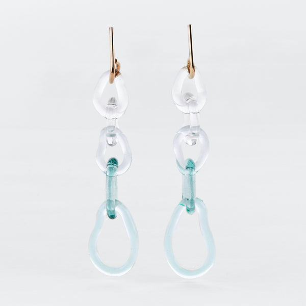 Dual Gloss Earrings