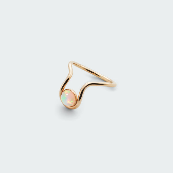 Cradle Ring, Opal