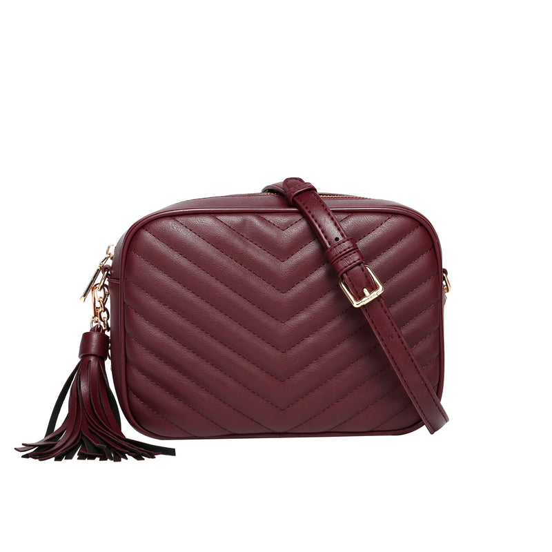 burgundy-quilted