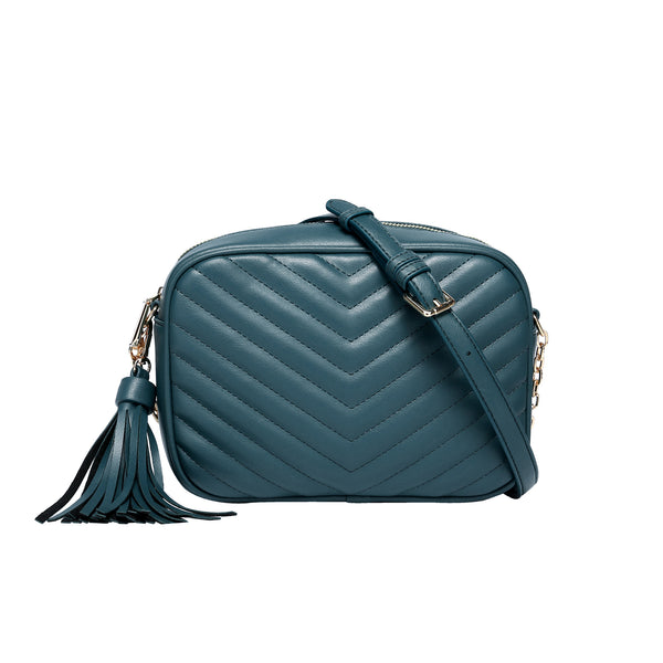 turquoise-quilted