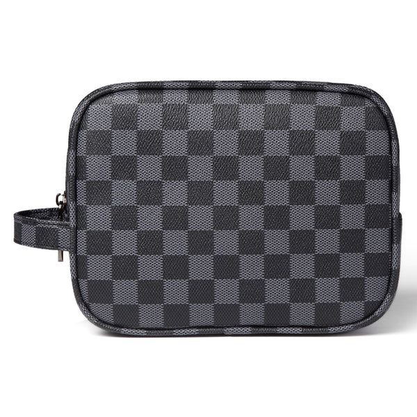 black-checkered