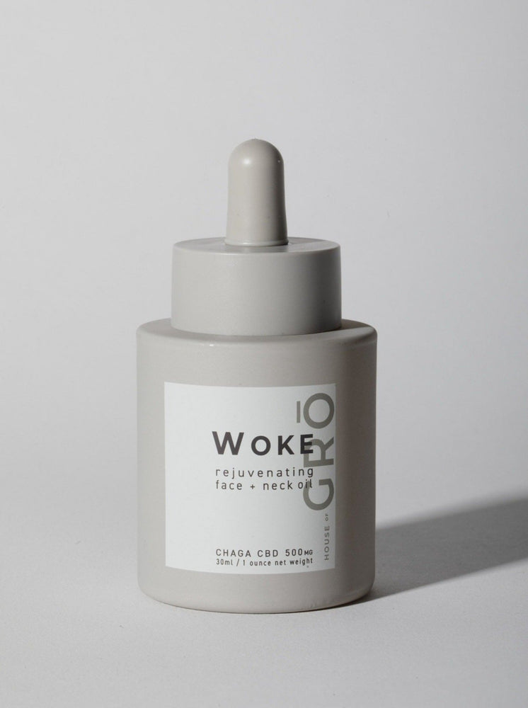 WOKE - Rejuvenating Face & Neck Oil
